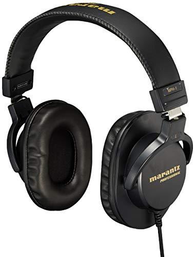 마란츠 프로 밀폐형 모니터 헤드폰 40mm드라이버 탑재 MPH-1