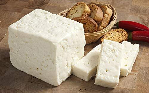 Turkish Ezine Style Cow Full Fat Feta Cheese 600gr