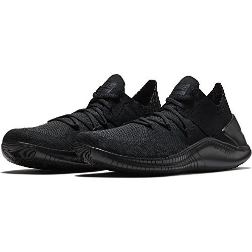 Black Black Wmns Flyknit Free Nero Scarpe Running TR 3 NIKE Black 003 Donna FzqRgxwzv