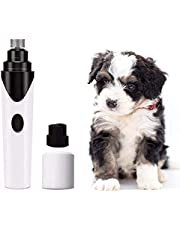 Dog Nail Grinder trimmer, coupe ongle griffe pour chien,tondeuse paw pet,Pet Nail Trimmer,Cat Paw Perfect Nail Trimmer,chat Nail Trimmer Grinder,Dog Nail Grooming kit for Small Medium Large Pets,puppy supplies Nail Clippers,Pet Nail Grinder,Dog Nail File