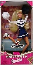 Barbie Auburn University Cheerleader