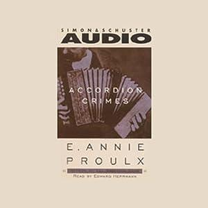 Accordion Crimes Audiobook