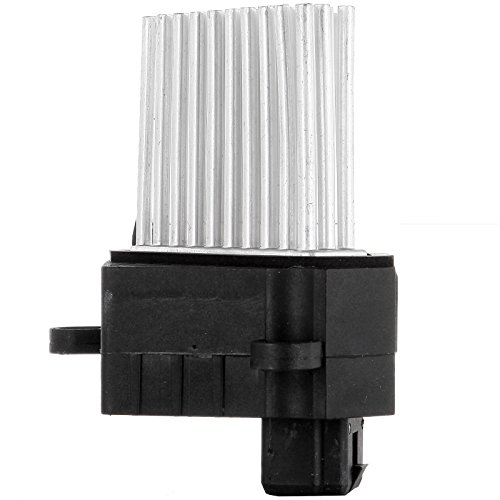 Heater Blower Motor Fan Resistor Air Conditioning Replacement Parts ECCPP fit for 2000-2000 BMW 323Ci /1999-2000 BMW 323i /2001-2006 BMW 325Ci /2001-2005 BMW 325i /2001-2005 BMW 325xi ()