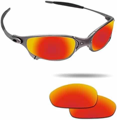 a0e725a4ee Fiskr Anti-saltwater Polarized Replacement Lenses for Oakley Juliet  Sunglasses - Various Colors