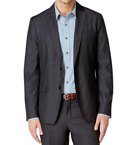 New American Rag Mens Notched Two Button Blazer Jacket hot sale