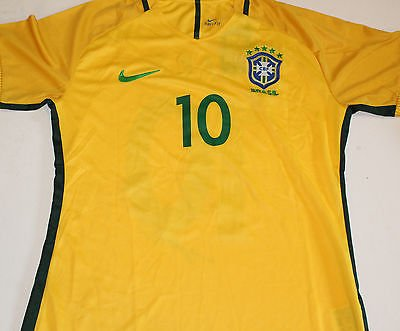 Kaka Signed Brazil Soccer Jersey w/COA Futbol Brasil Orlando City Medium - Jersey City The W