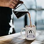 Ceramic Christmas Coffee Mug Mom Ariegeois Dog Funny Tea Cup 12