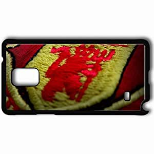 taoyix diy Personalized Samsung Note 4 Cell phone Case/Cover Skin 2013 2013 man utd manchester united Black
