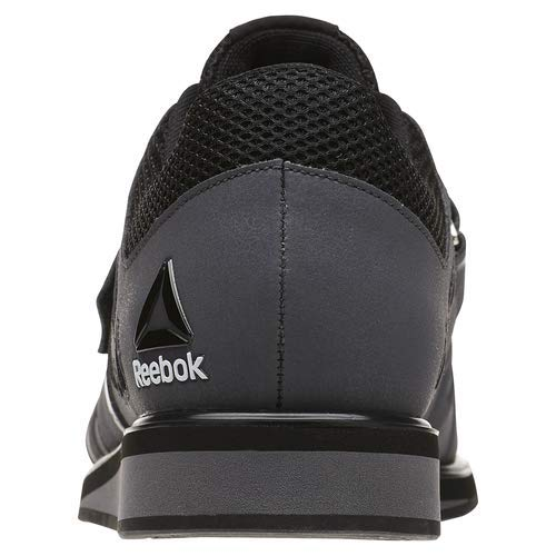 Reebok Men's Lifter Pr Cross-Trainer Shoe, Ash Grey/Black/White, 7 M US by Reebok (Image #8)