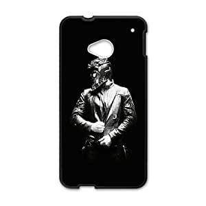HTC One M7 Cell Phone Case Black_Guardians Of The Galaxy Film Dark Dwyow