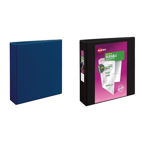 Durable Presentation Binder - 7