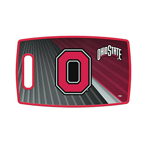- Sports Vault NCAA Ohio State University Large Cutting Board, 14.5