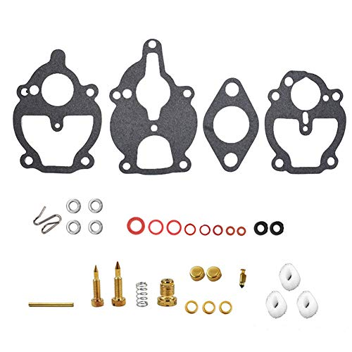 Autoparts Carburetor Carb Rebuild Repair Kit for Zenith (Z-1) 61, 62, 67, 68, 161, 267 - Zenith Carburetor Kit