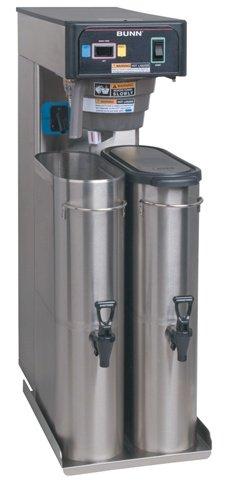 Bunn Tea Brewer -tb6q- Ice Tea Maker - 6 Gallon - Quick Brew - 36700-0301