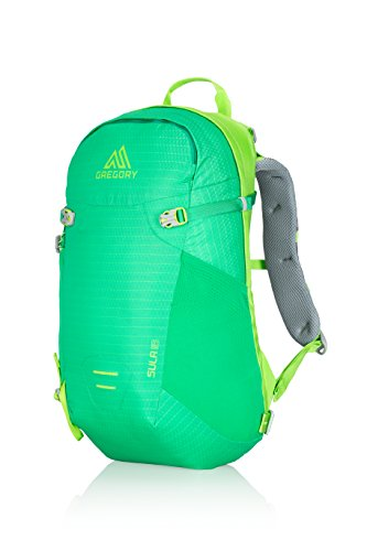 Gregory Mountain Products Sula 18 Liter Women's Daypack, Bright Green, One Size