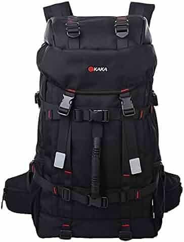 KAKA Travel Backpack Sports Bag Gym Bag Hiking Bag Camping Bag Work Bag Book Bag College Bag Weekend Bag