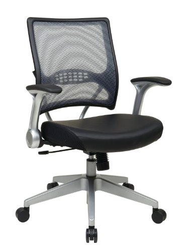 space-seating-airgrid-light-back-and-padded-black-eco-leather-seat-2-to-1-synchro-tilt-control-flip-