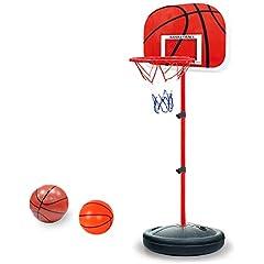 Tablero con Borde y Colgante Baloncesto Tabla Juguete con Juguete Balones Baloncesto y Bomba Aire Canasta de Baloncesto para Puerta Juego xiegons0 Mini Canasta de Baloncesto Juego 6pcs Negro