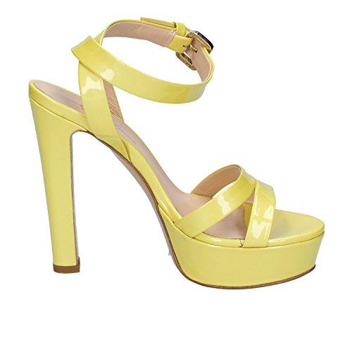 Miamor MI Amor Damen Sandalen Gelb