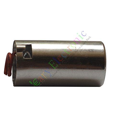 (Cayyi 4pc 9Pin Tube sockets 55MM Shield Cover for audio AMP 12AX7 12AU7 ECC82)