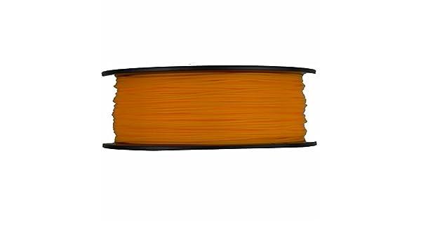 Senhai Filamento de impresora 3D ABS 1,75 mm 1 kg / 400 m para ...