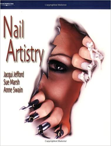 Book Nail Artistry (Hairdressing and Beauty Industry Authority) by Jacqui Jefford (2003-10-16)