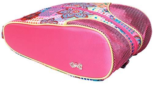 Glove It Women's Shoe Bag Ladies Shoe Bags for Travel & Storage - Womens Shoes Carrying Bag - Shoe Organizer - Mesh Air Flow Case - Gym, Sneaker, Traveling, Sports - 2019 Bloom
