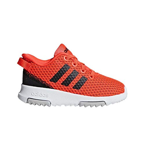 Inf nero griglie domestico uso Unisex da bambino Tr Pantofole per rosso Racer Adidas multicolore 000 Ow8qESn7S