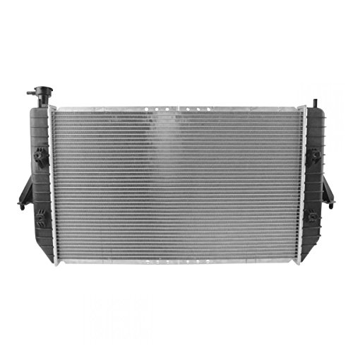 Radiator Assembly Aluminum Core Direct Fit for 96-05 Chevy Astro GMC Safari (Chevrolet Astro Radiator Replacement)