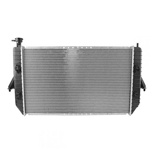 Radiator Assembly Aluminum Core Direct Fit for 96-05 Chevy Astro GMC Safari Van (Safari Van Radiator)