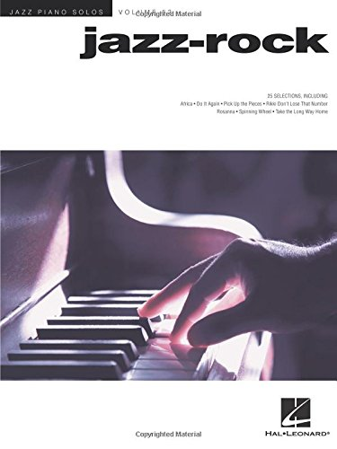 Jazz-Rock: Jazz Piano Solos Series Volume 53
