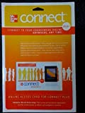 Connect Plus Economics One Semester Access Card for Money, Banking and Financial Markets, Stephen Cecchetti, 0077445910