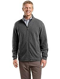 Red House Men's Sweater Fleece Full Zip Jacket