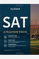 SAT 6 Practice Tests Paperback