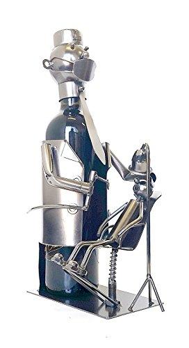 Handmade Designer Gift - Bellaa Hand Made Designer Wine Holder