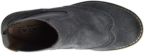 Boots Grey Chelsea 37 Hw160501 München Femme Gris Laufsteg EU BtZwqn