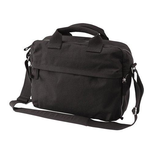 FÖRENKLA Shoulder bag, black