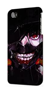 S1890 Tokyo Ghoul Mask Case Cover For IPHONE 4 4S