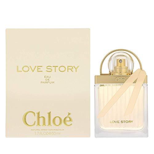 Chloe Love Story Eau de Parfum Spray, 1.7 Ounce