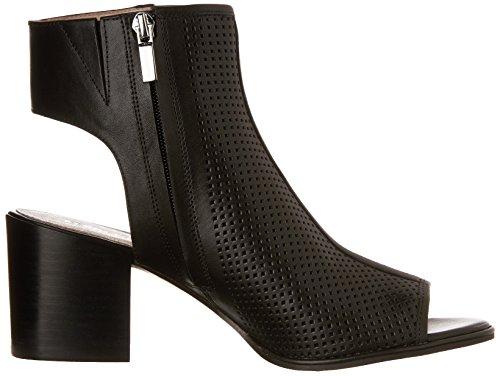 Chunky Sandal Cole Black York Heel Kenneth Charlo New Women's 17xORH