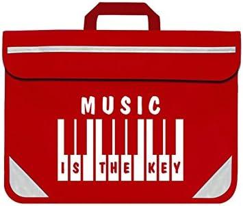 Mapac: bolsa De música con teclado, Piano Key Music Is The ...