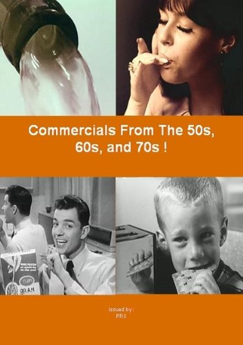 50s 60s & 70s commercial - 3