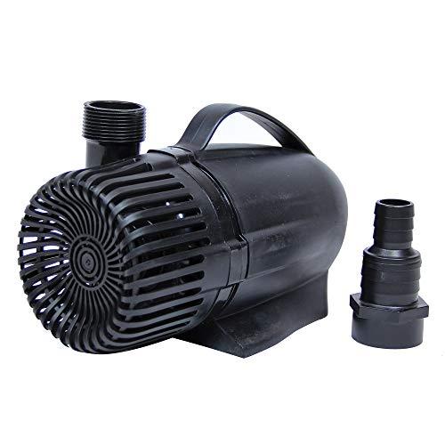 Pond Boss Waterfall Pump, 1250 GPH