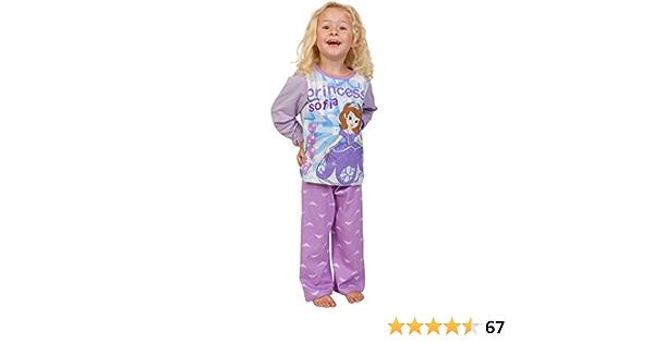 ThePyjamaFactory Disney Niñas Princesa Sofia pijama 3 A 6 Años
