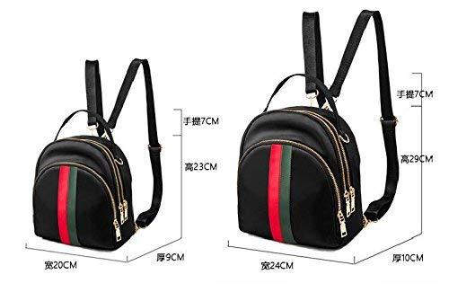 Willsego Damen Rucksack Rucksack Rucksack Oxford Minitasche aus Stoff (Farbe   Large Number, Größe   29X24X10CM) B07L9S28GT Rucksackhandtaschen Sorgfältig gefertigt 3f5a1e
