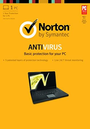 Norton Antivirus 2013 - 1 User / 1 PC [Download]