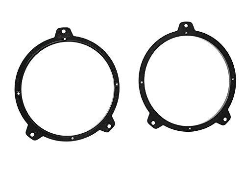 ACV 271023-08 altoparlante anelli la-attacco per BMW serie 3 (E46) (165 mm, porta anteriore)