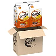 Pepperidge Farm Goldfish Cheddar Crackers, 30 Ounce Box (Pack of 2)