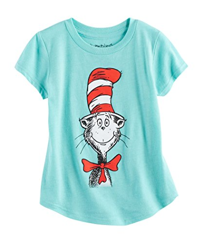 Dr. Seuss ™ Cat in The Hat Toddler Girls Shirt