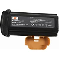 DSTE NP-E3 Replacement Ni-MH Battery for Canon EOS 1D EOS 1D MarkII EOS 1D MarkII N EOS 1DS EOS 1DS MarkII Camera